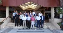 TİCARET BAKANLIĞI - Aksaray Ticaret Borsası Başkanı Özkök, Adaylığını Açıkladı
