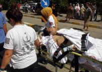 AMBULANS HELİKOPTER - Ambulans Helikopter Orman Muhafaza Memuru İçin Havalandı