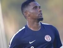 CHELSEA - Antalyaspor Eto'o kararını verdi