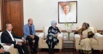 EMINE ERDOĞAN - Bakan Çavuşoğlu Ve Emine Erdoğan Bangladeş Başbakanı İle Görüştü