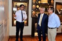 KARAKURT - Başkan Ataç, ETO Müze'yi Ziyaret Etti
