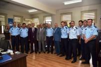 Başkan Üzülmez'den Zabıta Teşkilatına Kutlama Ziyareti