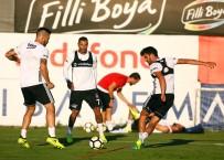 GARY MEDEL - Beşiktaş, Karabükspor Maçı Hazırlıklarını Sürdürdü