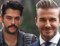 REKLAM FİLMİ - Burak ile Beckham aynı projede!