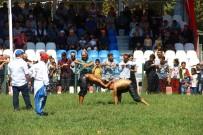 YAĞLI GÜREŞLER - Çanakkale Kahramanı Anısına Yağlı Güreş