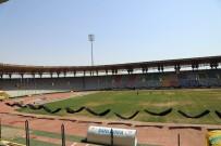 ŞANLıURFASPOR - Çimleri Kuruyan Şanlıurfaspor İç Saha Maçını Mardin'de Oynayacak