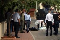 BOMBALI SALDIRI - DEAŞ'lı Teröristin Üzerinden 5 Kilo Patlayıcı Çıktı