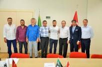 ELAZıĞSPOR - Denizlispor, Anıl Taşdemir İle Bir Yıllık Anlaşma İmzaladı