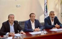 GAZİ MAHALLESİ - Dilovası Belediyesi Eylül Ayı Meclisi Gerçekleşti