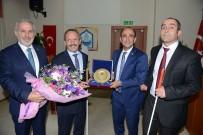 KENAN YILMAZ - Edebali Başarılı Sporcuları Ödüllendirdi