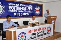 TOPLU SÖZLEŞME - Eğitim-Bir-Sen Genel Başkan Yardımcısı Ramazan Çakırcı Açıklaması