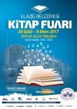 KITAP FUARı - Elazığ Belediyesi 1.Kitap Fuarı 29 Eylül'de