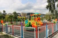 EBEVEYN - 'Engelsiz Park' Yüzleri Güldürüyor
