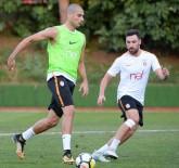 FLORYA - Galatasaray, Antalyaspor Maçı Hazırlıklarına Devam Etti