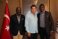 GANA CUMHURBAŞKANI - Gana Cumhurbaşkanı Yardımcısı Nana Bediatuo Asante, Bodrum'a Hayran Kaldı