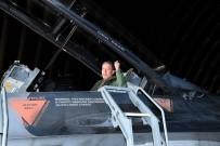 HULUSİ AKAR - Genelkurmay Başkanı Akar, F-16 D uçağı ile uçuş gerçekleştirdi