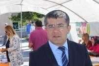 ERKEN TEŞHİS - Halk Sağlığı Müdürlüğü Sağlıklı Yaşam Standı Açtı