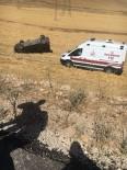 Hasankeyf'te Trafik Kazası Açıklaması 4 Yaralı