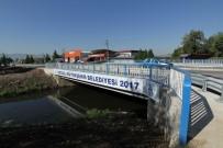 KORKULUK - İlk Adım Köprüsü Tamamlandı