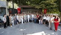 KÜLTÜRPARK - Kadın Dernekleri CHP'nin Kahvaltısında Buluştu