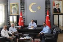 AHMET GAZI KAYA - Kahta OSB Yönetim Kurulu Toplantısı Yapıldı