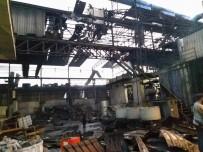 PAYAS - Kazan Bomba Gibi Patladı Açıklaması 2 Yaralı