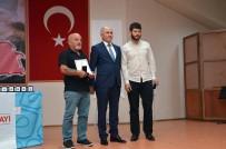FAHRI MERAL - Kızılay, Karaman'da En Fazla Kan Bağışında Bulunanları Madalyayla Ödüllendirdi