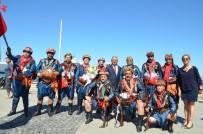 MAHMUT ESAT BOZKURT - Kuşadası'nın Kurtuluşunun 95. Yıl Dönümü Kutlandı