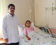 METABOLIK - Kütahya'da İlk Defa Çocuk Hastaya Perkütan Yöntemle Böbrek Taşı Ameliyatı