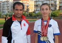 BEDEN EĞİTİMİ - Lise Öğrencisi Bedriye Şampiyonluklara Koşuyor
