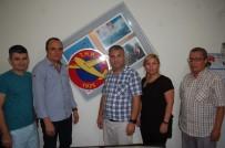 TÜRK HAVA KURUMU - Manavgat'ta 7 Bin 367 Deri Topladı