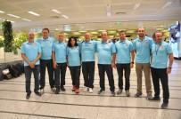 MANŞ DENIZI - Manş Denizi'ni Yüzerek Geçen Türk Yüzücüler Yurda Döndü