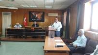 BEŞPıNAR - Milletvekilleri İl Genel Meclis Üyeleriyle