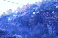 BODRUM BELEDİYESİ - Muğla'daki Yangın Kontrol Altına Alındı