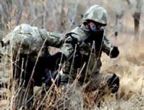 ŞENYAYLA - 5 terörist öldürüldü