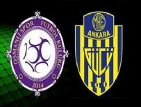 SANTIAGO - Osmanlıspor'dan Ankaragücü'ne destek