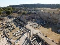 HELENISTIK - Perge'nin Helenistik Kuleleri Restore Ediliyor