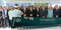 AHMET DAVUTOĞLU - Şerif Mardin Son Yolculuğuna Uğurlandı