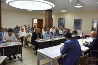 BAĞ BOZUMU - Süleymanpaşa Belediye Meclisi Eylül Ayı Toplantısı