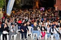 MEHMET ÖZEL - Tepebaşında Halk Konserleri Sürüyor
