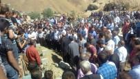 AKALAN - Teröristlerin Öldürdüğü VEDAŞ İşçisi Toprağa Verildi