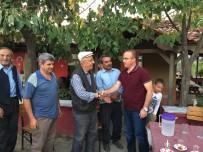 KALKıM - Turan'dan Sürpriz Ziyaret