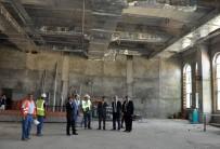 ADLIYE SARAYı - Türkiye'nin 3'Üncü Büyük Adliye Binasında Sona Doğru