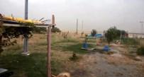 Tuzluca'da Şiddetli Rüzgar Hayatı Olumsuz Etkiledi