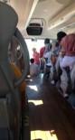YEŞİM SALKIM - Ünlü Sanatçı Yeşim Salkım'dan Şehirlerarası Otobüste Konser