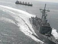 GEMİ PERSONELİ - Yunan gemisinin yardımına Türk fırkateyni yetişti