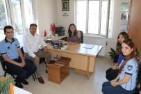 ÇAM SAKıZı - Zabıta'dan Huzurevi Sakinlerine Ziyaret