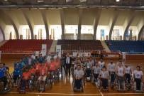 PENDİK BELEDİYESİ - 1. International Cup Tekerlekli Sandalye Basketbol Turnuvası Başladı