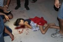 KIZ ÇOCUĞU - 7 Yaşındaki Kız Çocuğu Oyun Oynarken Altıncı Kattan Düştü