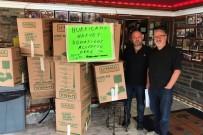 HOUSTON - ABD'de Türk İş Adamlarından Teksas'daki Afetzedelere Yardım Eli